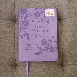 Daily Wisdom for Women Devotional